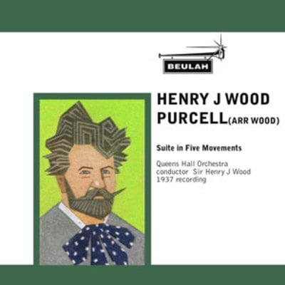 Product picture Purcell Suite in Five Movements Sir Henry Wood