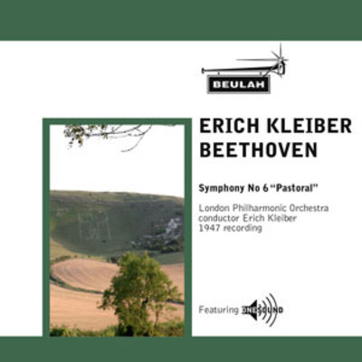 Product picture Beethoven Symphony No 6 3rd to 5th mvts LPO Erich Kleiber